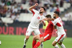 Hành trình đầy bất ngờ của tuyển Jordan tại vòng bảng Asian Cup 2019