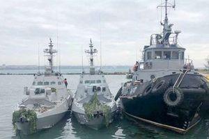Nga chơi bài ngửa, mời Đức giám sát eo biển Kerch