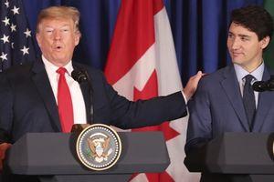 Canada đang ủng hộ Mỹ đấu Trung Quốc?