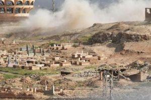 Đại chiến Syria: Liên minh tấn công, 20 thường dân chết thảm