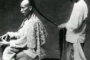 Sự thật về kiểu tóc đuôi sam của đàn ông thời nhà Thanh