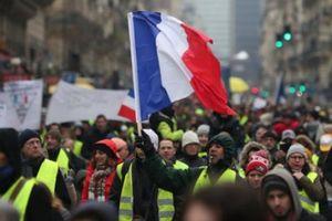 Áo vàng Pháp tiếp tục biểu tình, 5.000 cảnh sát sẵn sàng nhiệm vụ