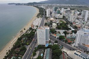 Nha Trang vùng đất của biển