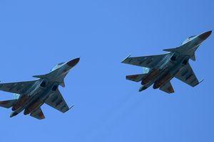 Nga: Hai máy bay Su-34 rơi do va chạm trong khi tập luyện