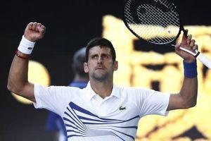 Clip Giải Úc mở rộng 2019: Djokovic, Nishikori dễ dàng vào vòng 1/8