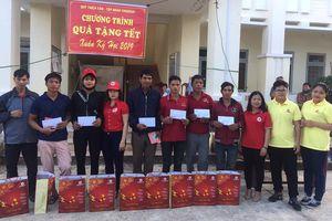 Tặng mái ấm tình thương và 3.000 phần quà tết cho người nghèo Kon Tum