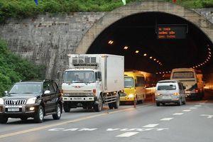 Hầm đường bộ được thu phí cao hơn từ ngày 3-2