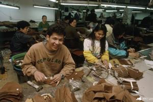 Số lao động nước ngoài làm việc tại Hàn Quốc tăng mạnh