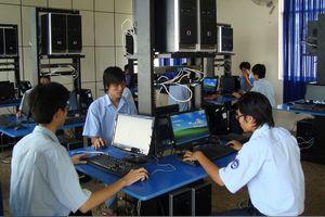 Rút ngắn thời gian đào tạo môn chung ở trường CĐ, trung cấp