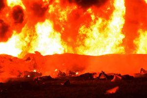 Đã có 66 người chết trong nụ nổ đường ống dẫn dầu Mexico