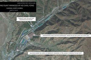 Vén màn mạng lưới nhà máy bí mật của Triều Tiên