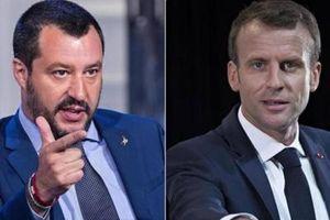 Bất hòa giữa Pháp và Italia ngày càng lớn