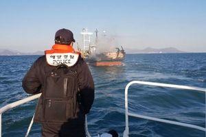 Thông tin về nạn nhân người Việt trên tàu cá cháy ngoài khơi Hàn Quốc