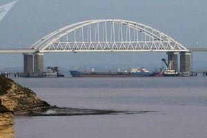 Crimea hoan nghênh Đức cử chuyên gia tới Eo biển Kerch