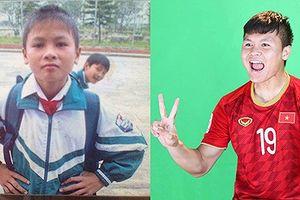 Cầu thủ Việt Nam khoe ảnh 'lột xác'ngoạn mục sau 10 năm