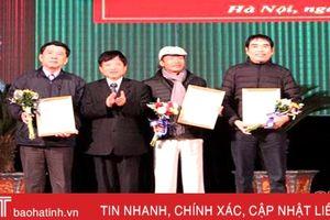 Nhạc sỹ Ngọc Thịnh đạt giải C sáng tác ca khúc về biên giới, biển đảo và bộ đội biên phòng
