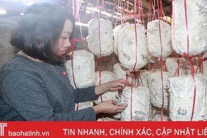 Những kỹ sư nông dân ở Can Lộc thu tiền tỷ mỗi năm