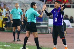 Trọng tài phạt Việt Nam 6 thẻ vàng ở chung kết AFF Cup 2018, cầm còi trận gặp Jordan