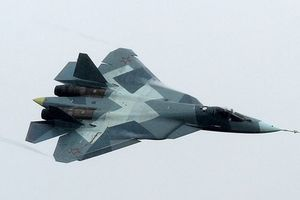 Truyền thông Mỹ gọi chiến đấu cơ Su-57 là 'máy bay lỗi thời'