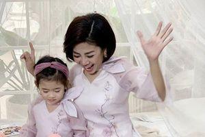 Đang điều trị bệnh, diễn viên Mai Phương vẫn dành điều đặc biệt này cho con gái