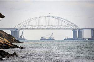 Nga cho phép chuyên gia Đức giám sát eo biển Kerch