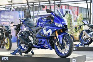 Yamaha YZF-R3 2019 công bố giá bán từ 4.999 USD