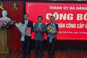 Giám đốc Sở GD&ĐT Đà Nẵng làm Bí thư quận Ngũ Hành Sơn