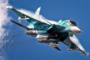 Nga cấm bay toàn bộ oanh tạc cơ Su-34