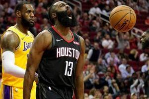 Lakers đấu Rockets - Long hổ tranh hùng