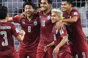 Thái Lan tự tin hạ gục Trung Quốc tại vòng 1/8 Asian Cup