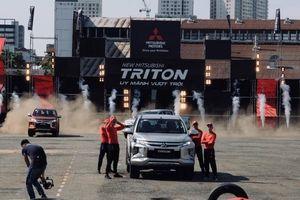 Mitsubishi giới thiệu Triton 2019, giá cao nhất hơn 818 triệu đồng
