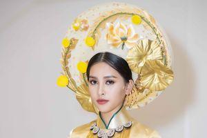 Hoa hậu Tiểu Vy 'mượn' quốc phục của Phương Nga, Á hậu 'Na Na' đòi làm Cao quý phi?