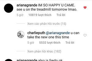 Charlie Puth x Ariana Grande: Fan mong hợp tác nhưng Charlie đừng nên cắt phăng mặt Ariana thế này nhé!