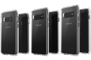 Trọn vẹn bộ ba Samsung Galaxy S10 sắp ra mắt tiếp tục lộ diện rõ nét