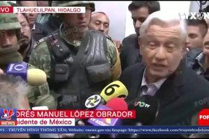 Thương vong tăng cao trong vụ nổ đường ống dẫn nhiên liệu tại Mexico