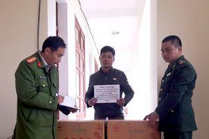Hà Giăng: Bắt giữ đối tượng chuyển pháo qua biên giới để bán hàng