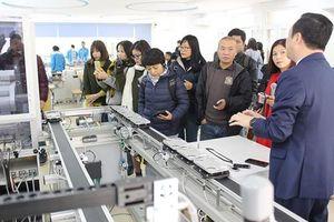 Trường Cao đẳng Cơ điện Hà Nội tổ chức gặp mặt báo chí năm 2019
