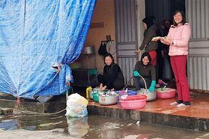 Gần 30 ngàn người dân khổ sở vì bỗng dưng bị cắt nước sinh hoạt
