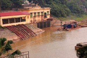 Sẽ có 3 đợt cấp nước đổ ải vụ Đông Xuân 2018 - 2019