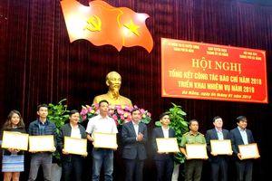 Đà Nẵng: Tiếp tục chủ động cung cấp thông tin cho báo chí