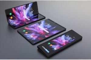 Điện thoại màn hình gập Samsung Galaxy F sẽ có giá khó ngờ
