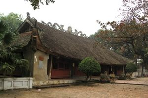 Đình Thổ Tang (Vĩnh Phúc) được xếp hạng di tích Quốc gia đặc biệt
