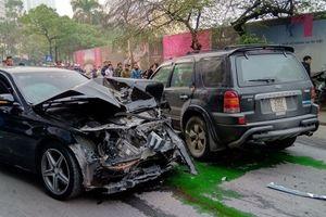 Xe 'điên' gây tai nạn kinh hoàng khiến 1 người tử vong, nhiều người khác bị thương