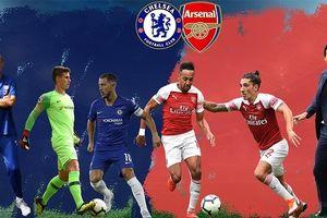 Arsenal - Chelsea: Thử thách làm mới bản thân