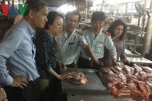 Phát hiện hơn 1200 kg phụ phẩm bò mất an toàn vệ sinh thực phẩm