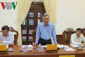 Ninh Thuận cần chấn chỉnh các hành vi tham nhũng vặt