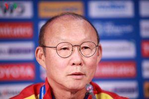 HLV Park Hang Seo: 'ĐT Jordan mạnh nhưng không phải hoàn hảo'