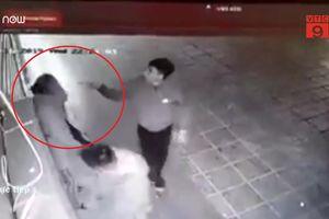 Clip: Truy bắt nhóm côn đồ trêu ghẹo, hành hung dã man cô gái ở Linh Đàm