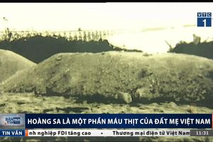 Hoàng Sa là một phần máu thịt của đất mẹ Việt Nam