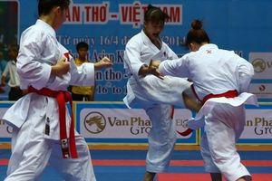 Cần Thơ đăng cai Giải Vô địch Karate châu Á năm 2019